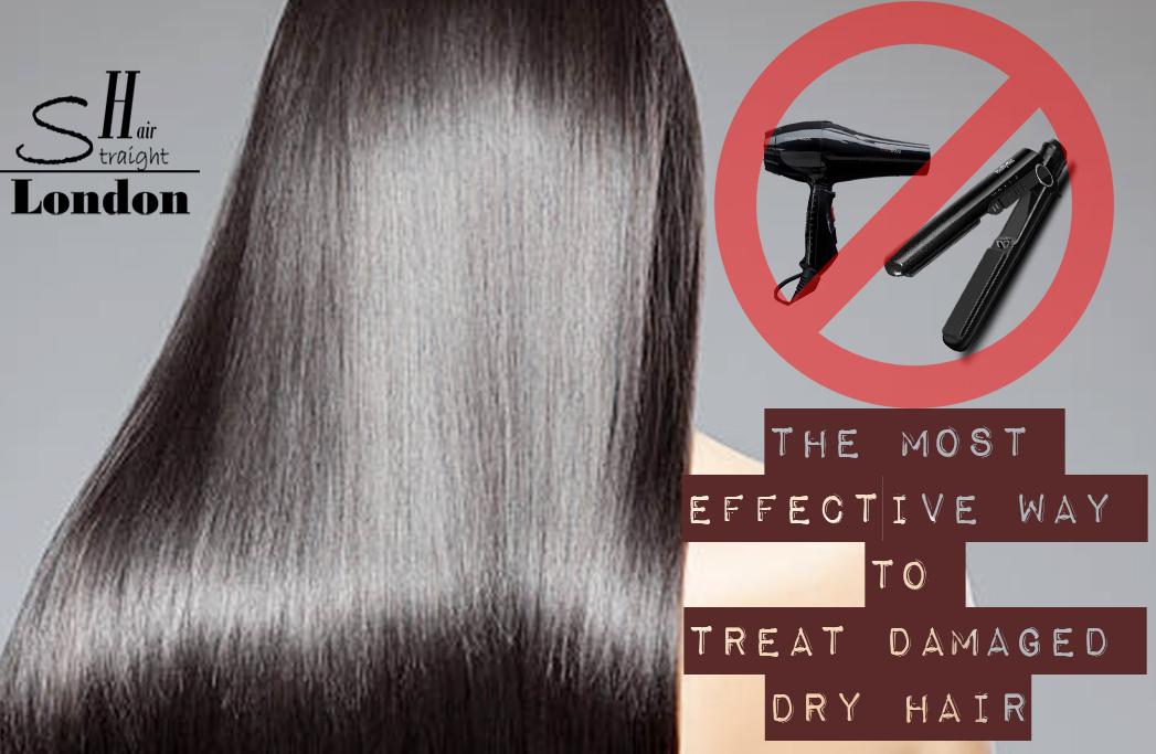 Damaged frizzy dry hair permanent treatment | Japanese Hair